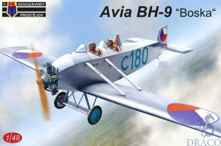 "Avia BH-9 ""Boska"" 1/48 [AZmodel]"