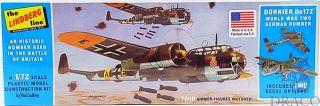 Dornier Do17Z WWII German Bomber  [Lindberg]