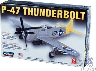 P-47 Thunderbolt 1/48 [Lindberg]