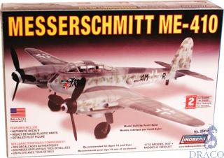 Messerschmitt ME-410 1/72 [Lindberg]
