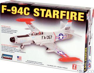 F-94 C Starfire 1/48 [Lindberg]