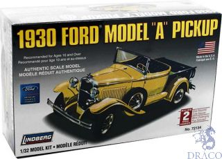 "1930 Ford Model ""A"" Pickup 1/32 [Lindberg]"