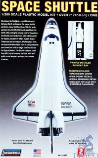 Space Shuttle 1/200 [Lindberg]