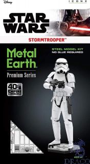 Stormtrooper [Metal Earth Premium Series: Star Wars - Empire Strikes Back]