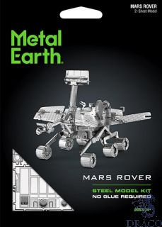 Mars Rover [Metal Earth: Space]