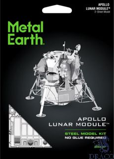 Apollo Lunar Module [Metal Earth: Space]