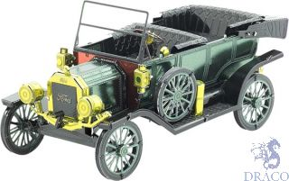 1910 Ford Model T [Metal Earth: Classic Ford]