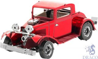1932 Ford Coupe [Metal Earth: Classic Ford]