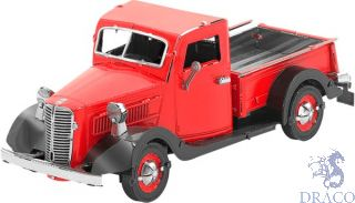 1937 Ford Pickup [Metal Earth: Classic Ford]