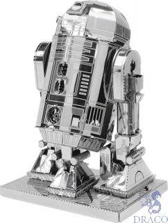R2-D2 [Metal Earth: Star Wars - The Last Jedi]