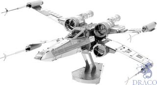 X-Wing Star Fighter [Metal Earth: Star Wars]