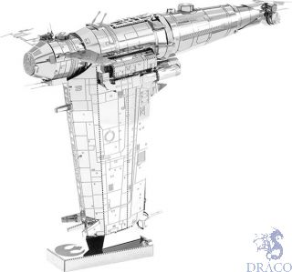 Resistance Bomber [Metal Earth: Star Wars - The Last Jedi]
