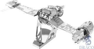 Resistance Ski Speeder [Metal Earth: Star Wars - The Last Jedi]