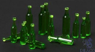 Beer Bottles for Vehicle/Diorama 1/35 [Meng]