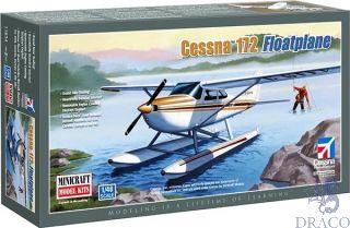 Cessna Skyhawk Floatplane 1/48 [Minicraft]