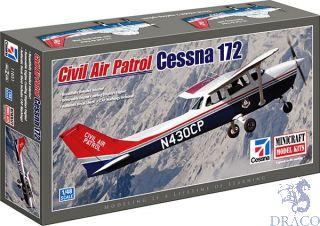 Civil Air Patrol Cessna 172 1/48 [Minicraft]