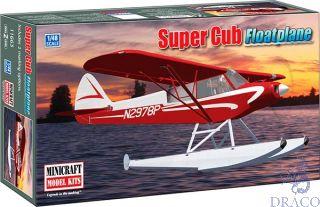 Super Cub Floatplane 1/48 [Minicraft]