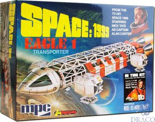 Space 1999: Eagle 1 Transporter 1/72 [MPC]
