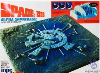 Space 1999: Moon Base Alpha 1/1800 + 1/115 [MPC]