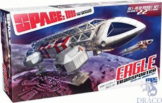 Space 1999: Eagle Transporter 1/48 [MPC]