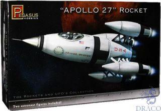 Apollo 27 Rocket ship 1/72 [Pegasus Hobbies]