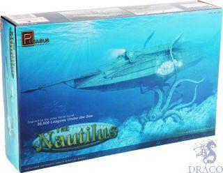 The Nautilus 1/144 [Pegasus Hobbies]