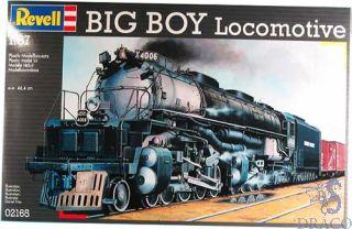 Big Boy Locomotive 1/87 [Revell]