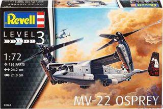 Bell MV-22 Osprey 1/72 [Revell]