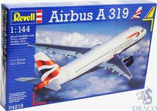 Airbus A319 1/144 [Revell]