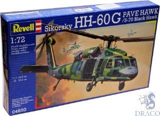 Sikorsky HH-60G Pave Hawk / S-70 Black Hawk 1/72 [Revell]