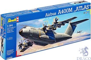 """Airbus A400M """"Atlas"""" 1/144 [Revell]"""