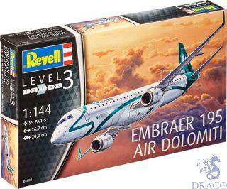 Embraer 195 1/144 [Revell]