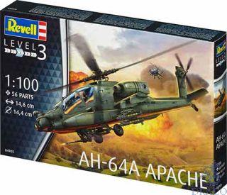 AH-64A Apache 1/100 [Revell]