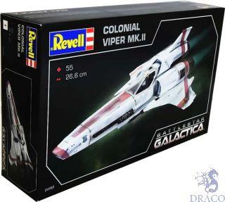 Battlestar Galactica: Colonial Viper Mk. II 1/32 [Revell]