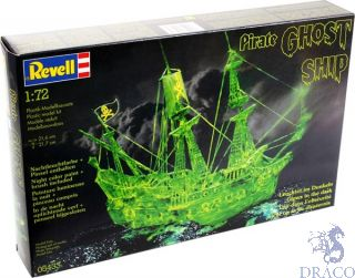 Pirate Ghost Ship 1/72 [Revell]