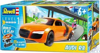 Audi R8 Build&Play 1/24 [Revell]