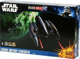 Grievous Starfighter (Clone wars) 1/32 [Revell]