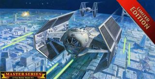 Darth Vader's Tie Fighter Master Series - Limited Edition 1/72 [Revell]