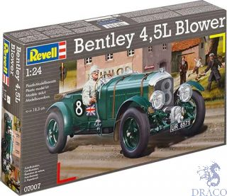 Bentley Blower 1/24 [Revell]