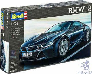 BMW i8 1/24 [Revell]