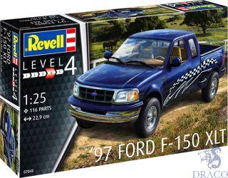 '97 Ford F-150 XLT 1/25 [Revell]