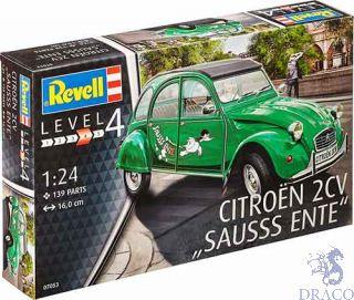 "Citroen 2 CV ""Sauss Ente"" 1/24 [Revell]"