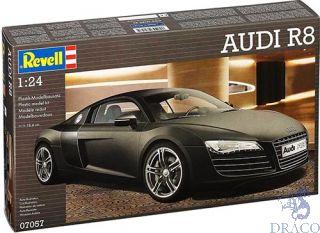 Audi R8 black 1/24 [Revell]