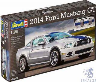 2014 Mustang GT 1/25 [Revell]