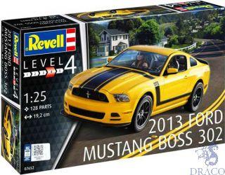Ford Mustang Boss 302 2013 1/25 [Revell]