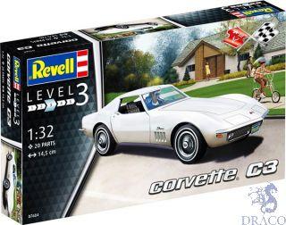 Corvette C3 1/32 [Revell]