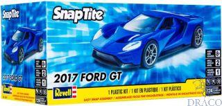 Ford GT 2017 - SnapTite 1/24 [Revell]