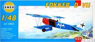 Fokker D-VII 1/48 [Smer]