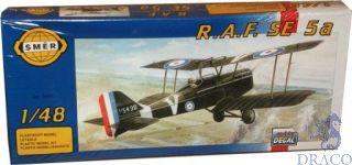 R.A.F. SE 5a. Scout 1/48 [Smer]