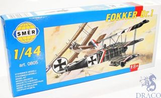 Fokker Dr. 1 1/48 [Smer]